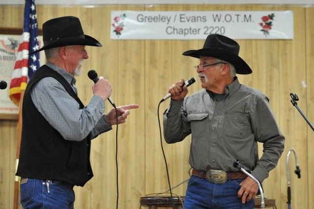 Terry Nash & Dennis Russel IWMA Showcase Evans Colorado