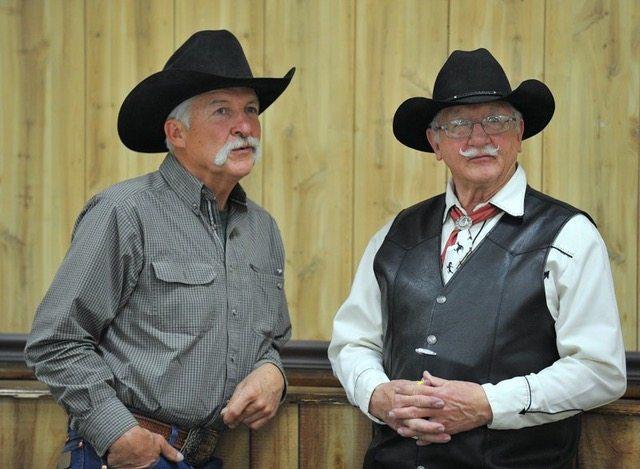 Dennis Russel & Vic Anderson IWMA Showcase Evans Colorado