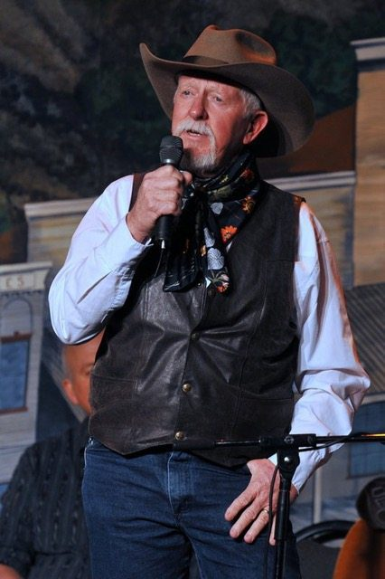 Terry Nash  Colorado Cowboy Poetry Gathering Golden Colorado