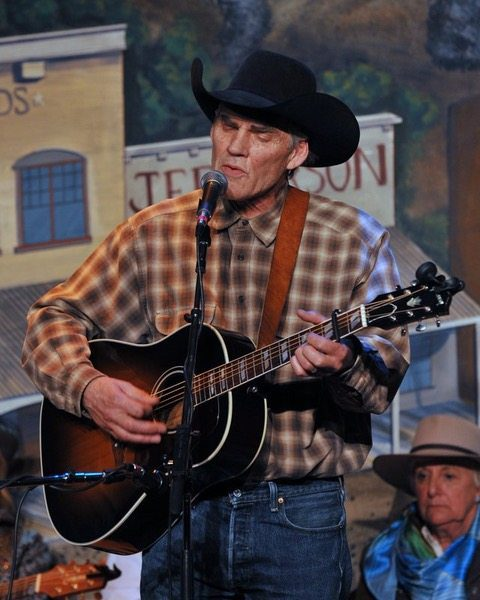 Rod Taylor  Colorado Cowboy Poetry Gathering Golden Colorado