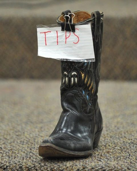 Tips boot